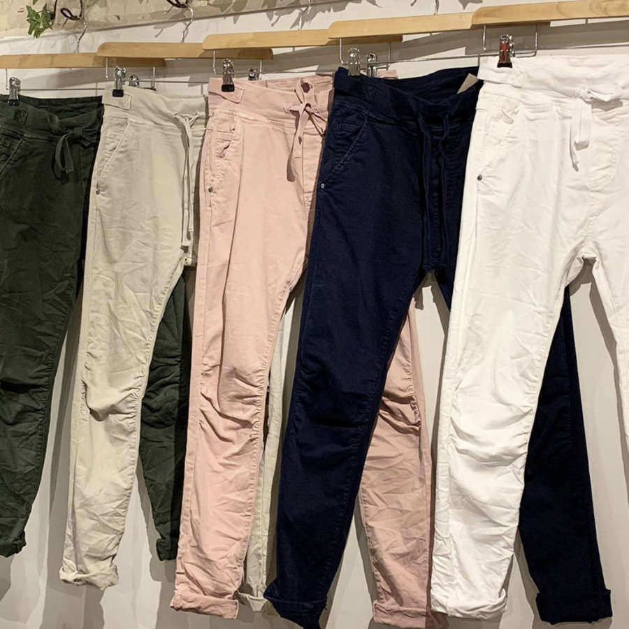 Trousers, Joggers & Jeans