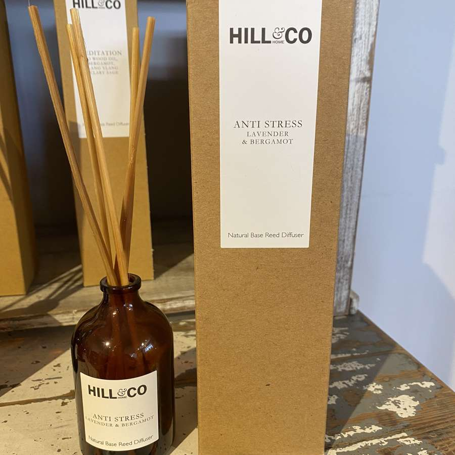 Hill & Co diffusers and room/pillow sprays