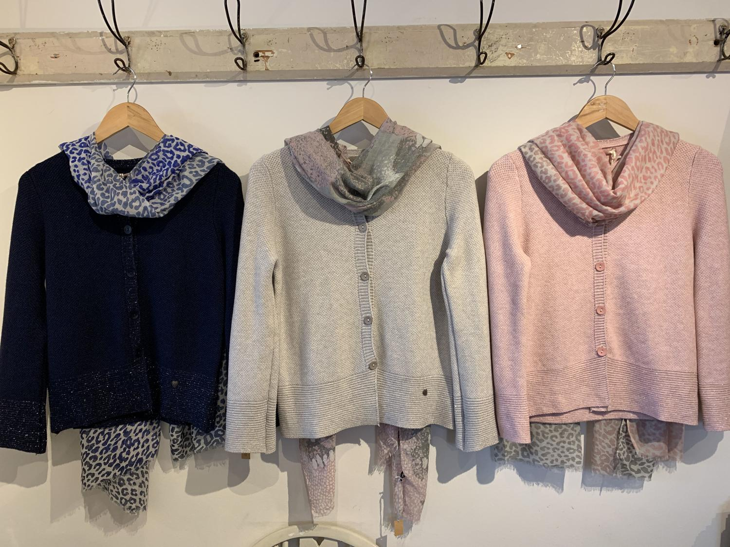 Little Cardigans with a bit of sparkle!