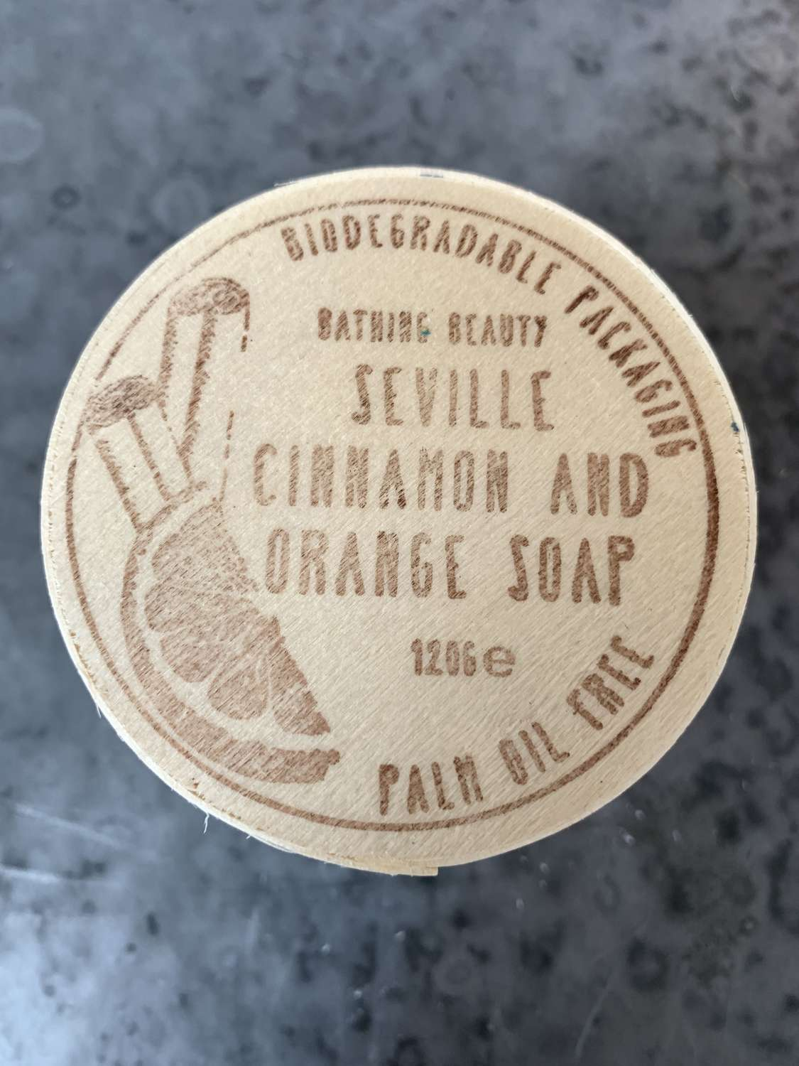 Bathing Beauty Seville Soap