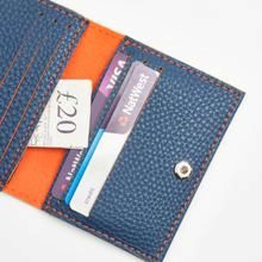 Vegan Card Wallet