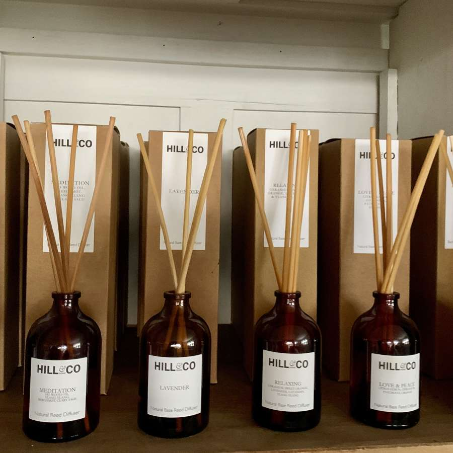 Hill & Co Reed Diffusers