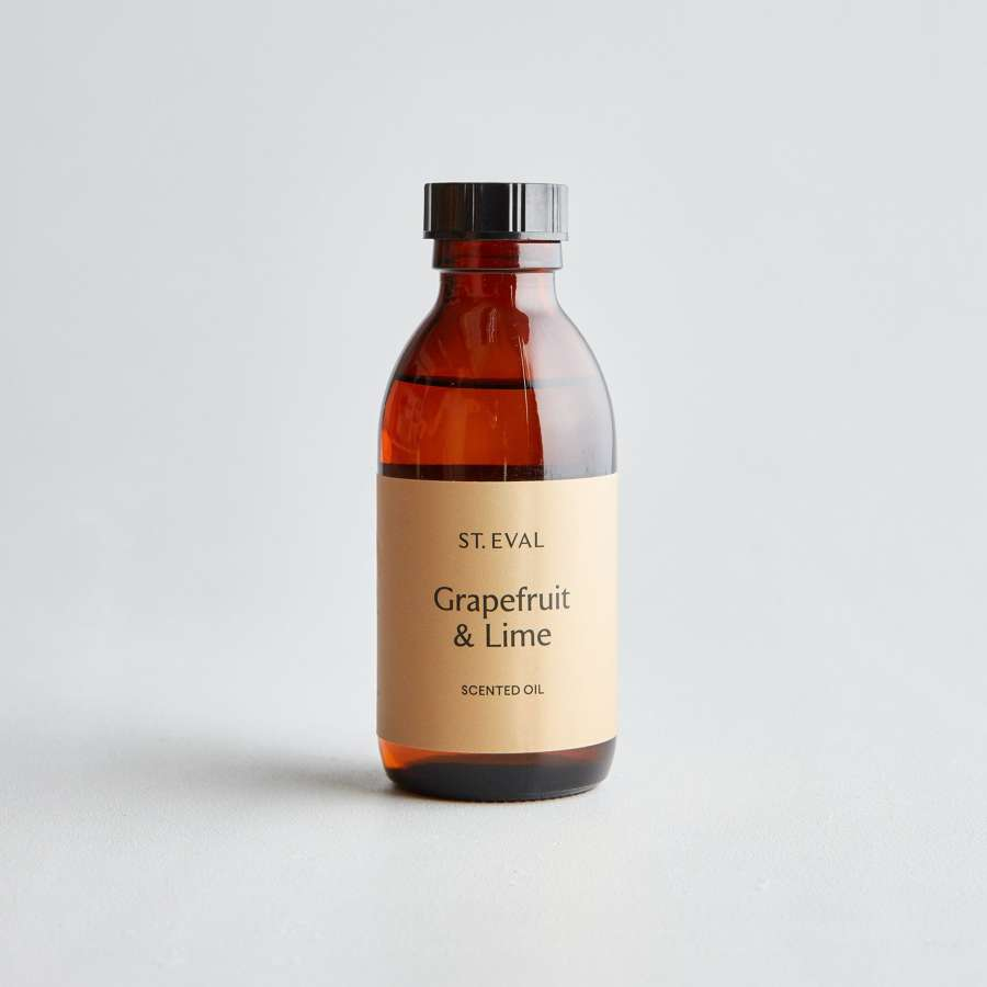 Grapefruit and Lime St Eval diffuser refill
