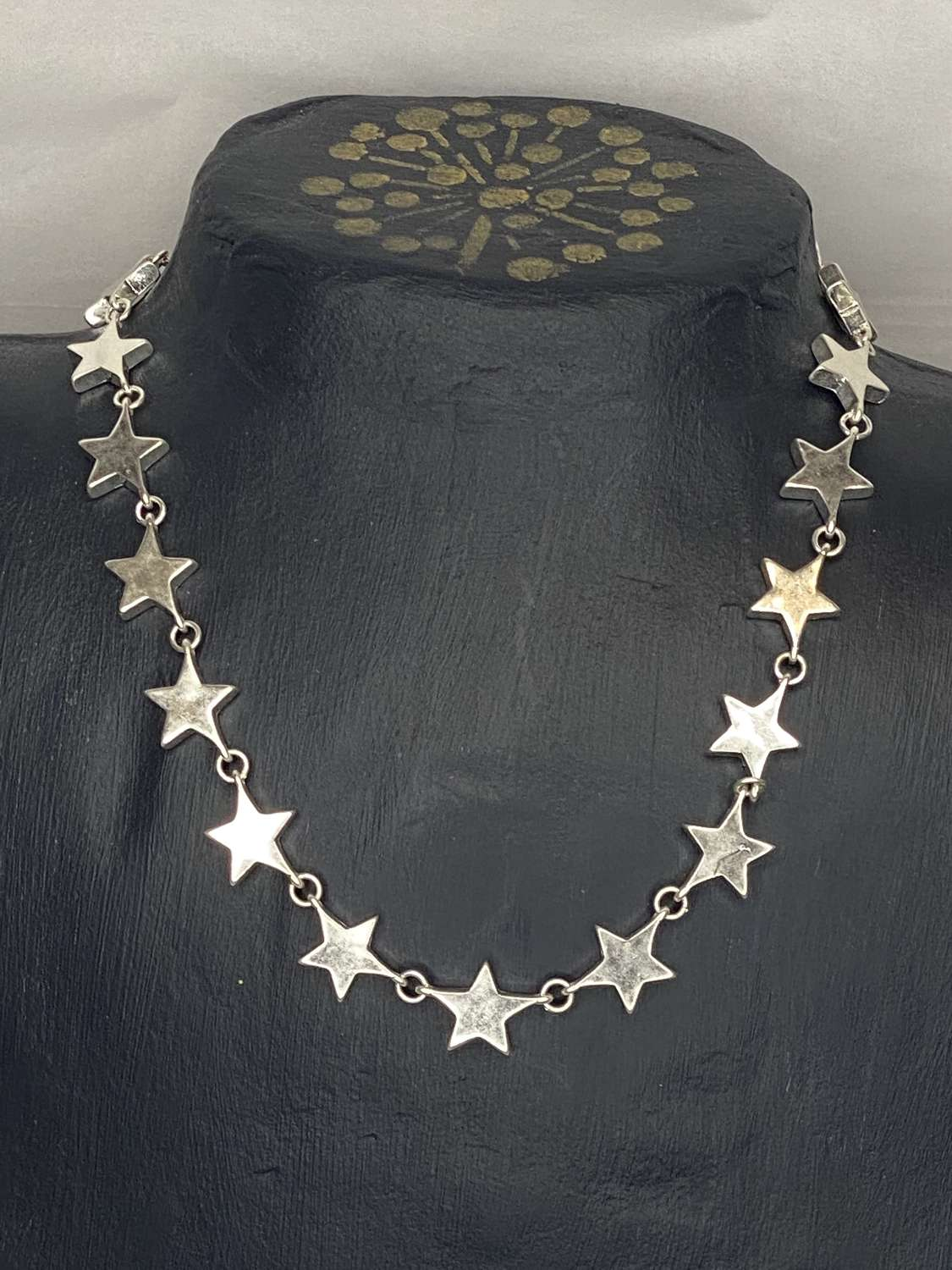 Envy Star Necklace - Silver