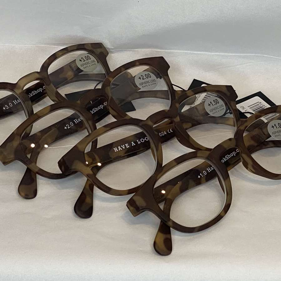 Reading Glasses - Turtle