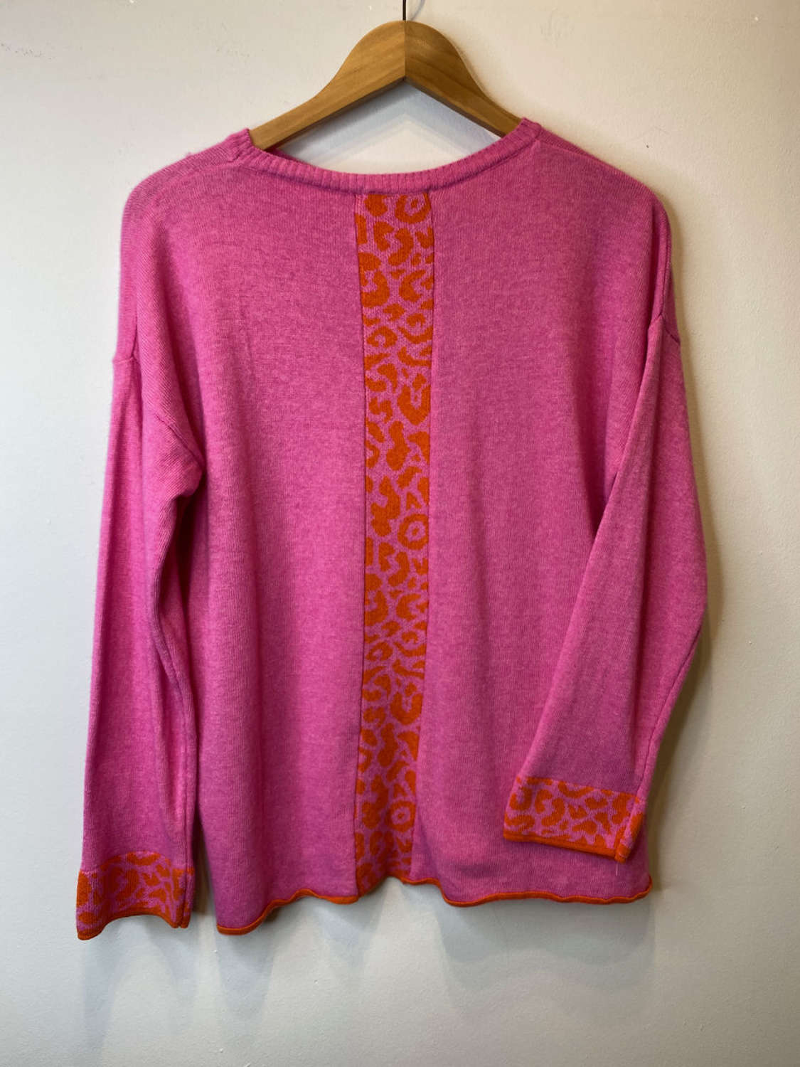50% Cashmere 40% Wool one size jumper