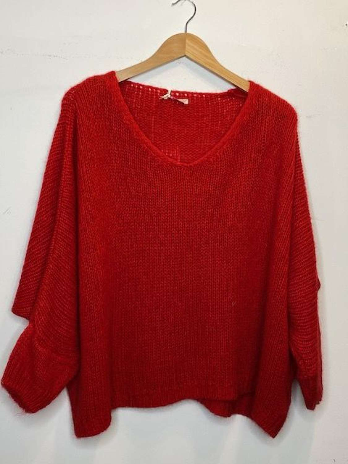 Super soft chunky knit jumper - SALE